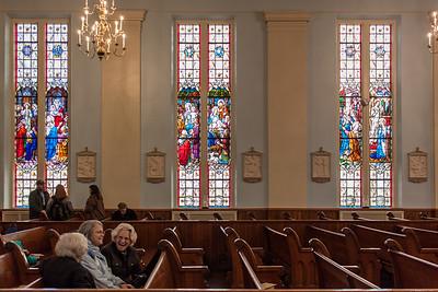 St. Peter's Catholic Church, Richmond