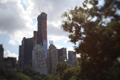 Tilt-Shift NYC, by Tristan Bayer