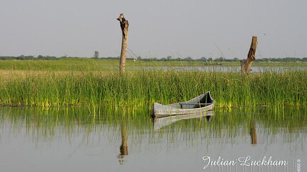 Nal Sarovar in India