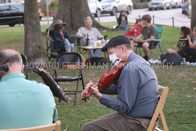 Naples Strings at Carroll Park 8-28-20