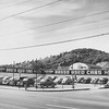 1950s, Used Car Lot