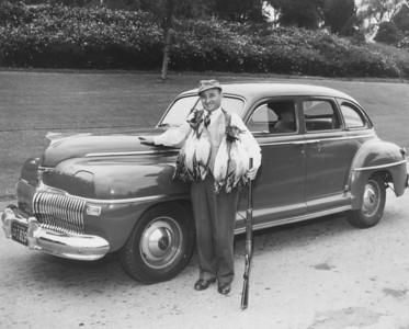 1941, De Soto Hunting