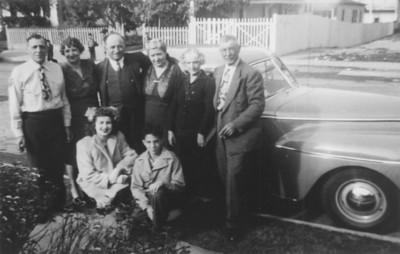 1942-45, Family Photo