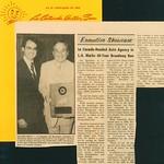 1982, La Canada Valley Sun Article