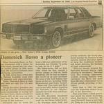 1980, LA Herald Examiner Article