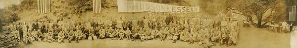 1925, Dealers Barbacue