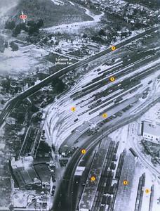 1934, Cornfield Aerial