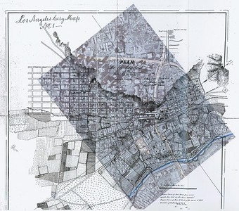1849, Map Overlay