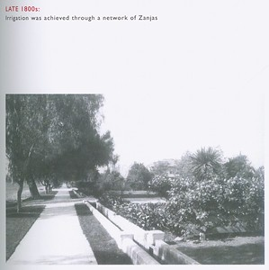 1880-1899, Zanja Irrigation