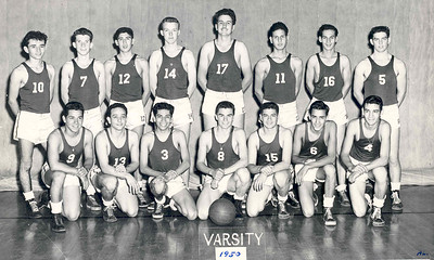 1950, Basketball Team