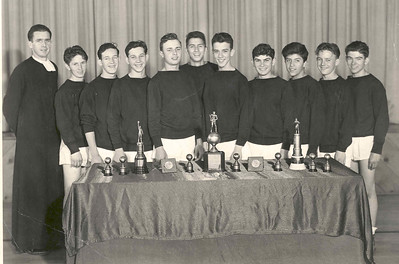 1942, Frosh Basketball Champs