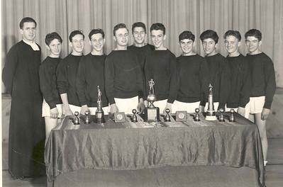1942, Frosh Basketball Champs