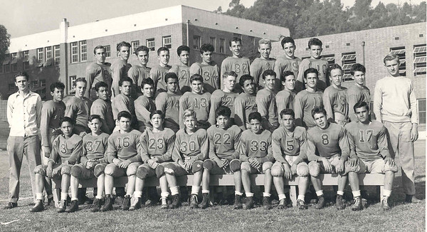 1943, Football JV Champs