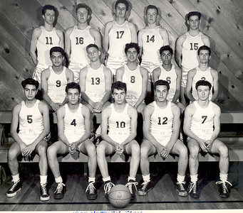 1949, Basketball Team