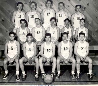1949, Basketball Team