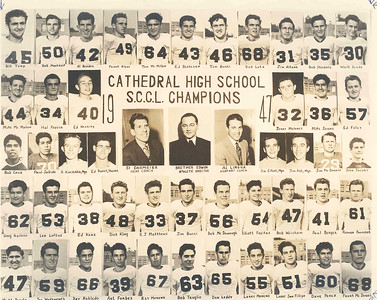1947, SCCL Football Champions