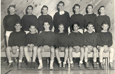 1943, Frosh Basketball Team