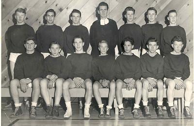 1943, Frosh Basketball Team
