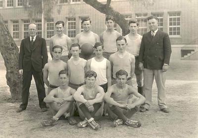 1928, Basketball Team
