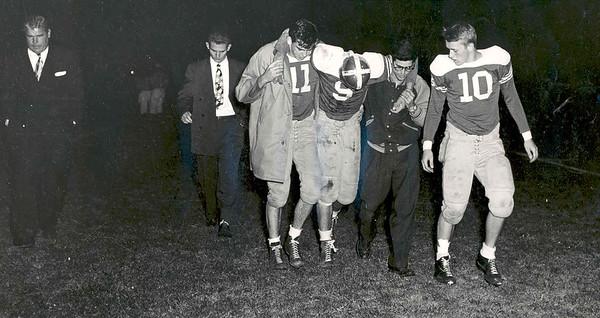 1949, Injured Football Player