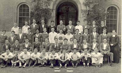 1935, Lettermen's Club