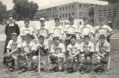 1943, Baseball Team