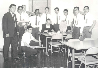 1961, Brother Paschal
