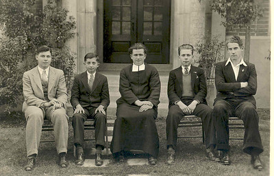 1935, Brother Justin Sullivan and Others