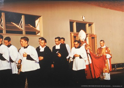 1957, Cathedral Brothers Blessing