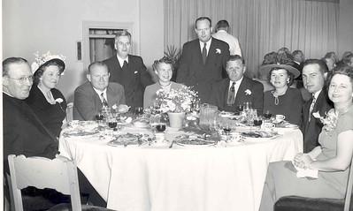 1948, Banquet