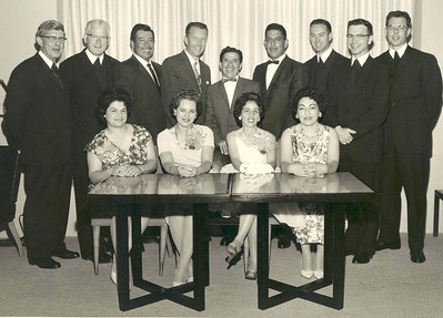 1963, Brothers with Parents