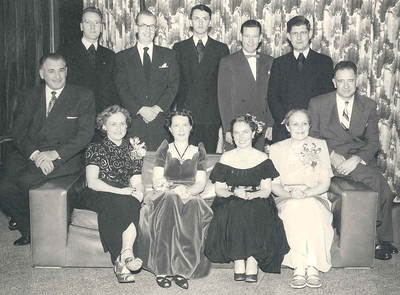 1950s, Parent's Club