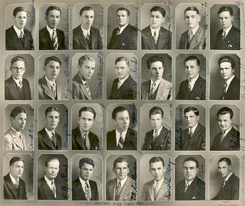 1929, Class Portraits