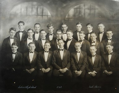 1927, Students Group Photo