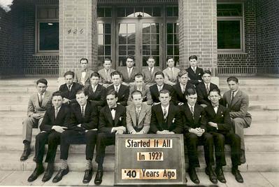 1927, Class of 1927