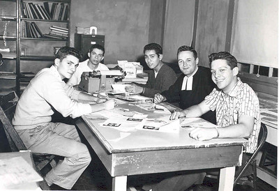 1955, Journalism Club