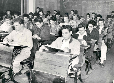 1948, Class in Session