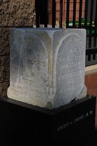 2011, Moore Tombstone