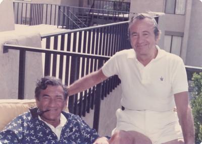 in Palm Springs.  80s