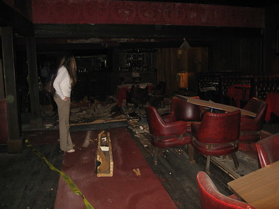 2010, Inside Little Joe's