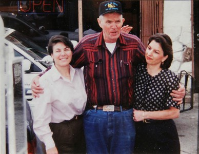 1998, Pepper, Larry, and Nancy