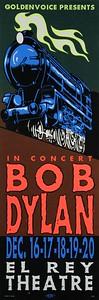 1997, Bob Dylan in Concert