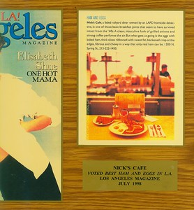 1998, Voted Best Ham and Eggs