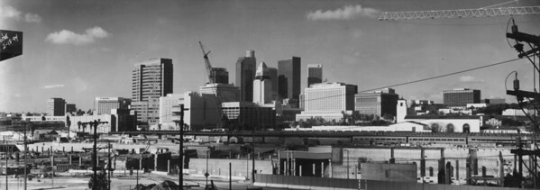 1994, Downtown Skyline