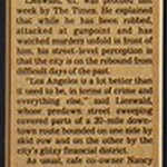 1998, Larry and Mayor Breakfast Article