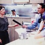 1998, Nancy Being Interviewed