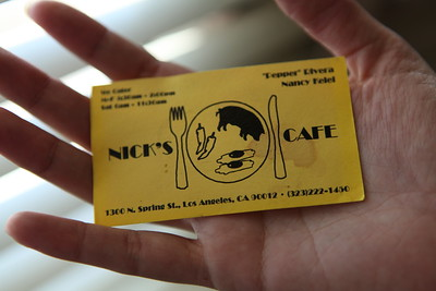 2010, Business Card
