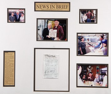 1998, Larry and Mayor Riordan's Breakfast