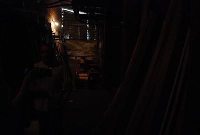 2010, Dark Back Room