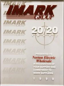 1998, 20/20 Award